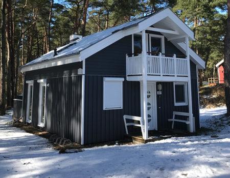 Haus mit Schnee2x